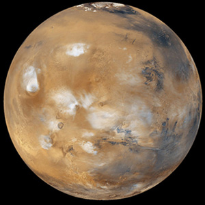 Mars - 'The Red Planet'
