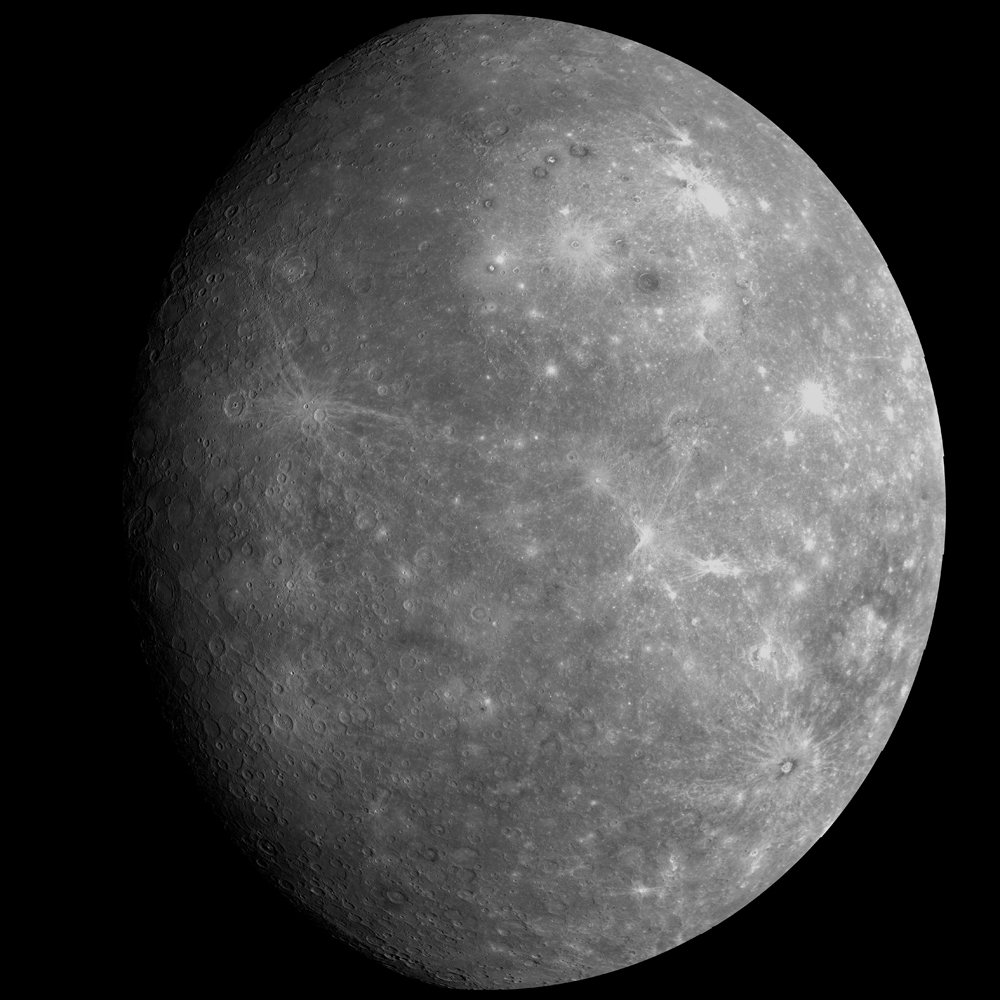 what are the moons of mercury - photo #26